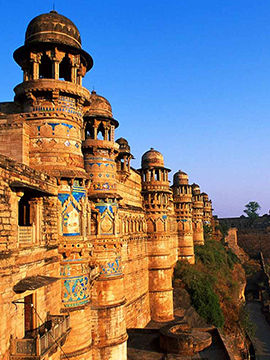Places you must visit in Gwalior