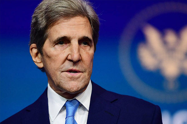 US Special Presidential Envoy for Climate on India