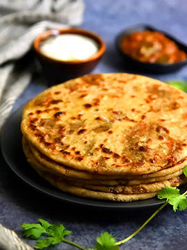 6 Unique and Delicious Paratha Recipes To Satisfy Your Taste Buds