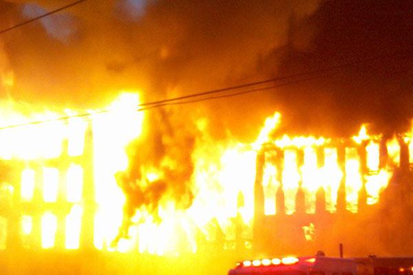 Deaths in Tamil Nadu factory fire
