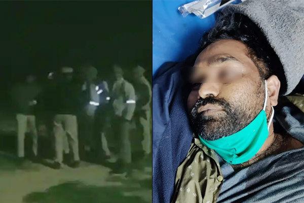 History Sheeter Ajit Singh Murder Died In Encounter