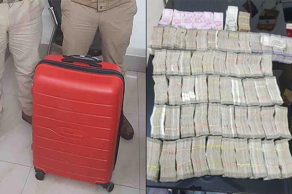 Unclaimed Bag Full Of Notes Found In Freedom Fighter Express Going From New Delhi To Bihar
