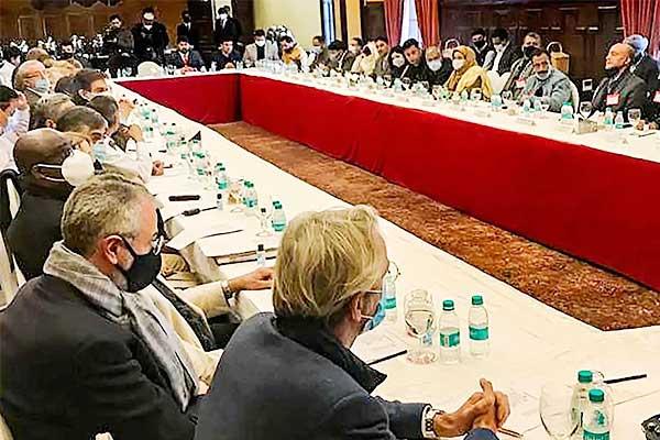 Foreign envoys visit Jammu and Kashmir