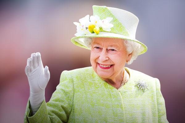 Queen Elizabeth on Covid vaccine