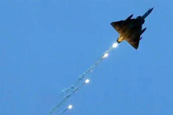 Phone call on Balakot Airstrike