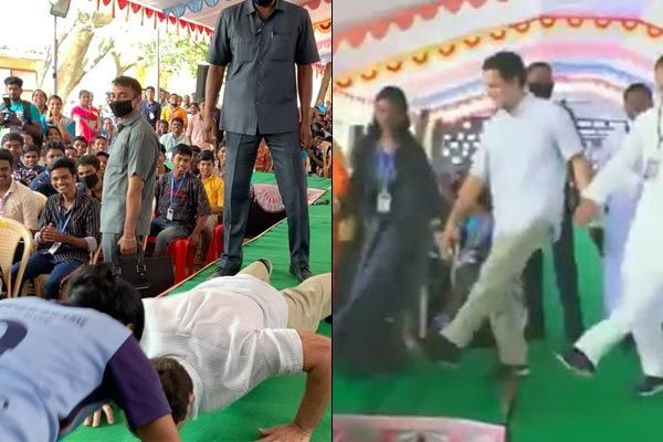 Rahul Gandhi and Priyanka Gandhi Vadra
