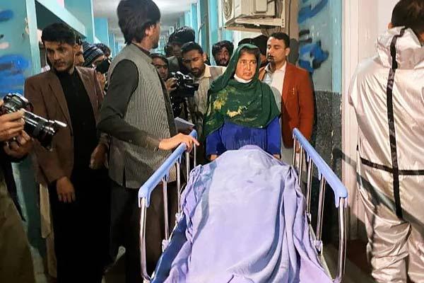 Three woman media workers killed in Afghanistan