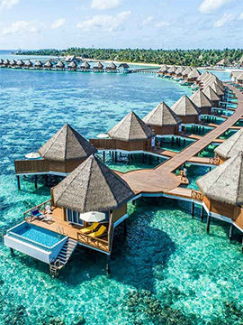 Islands of the world which have the best scenic beauty