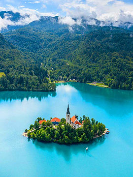 Mesmerizing places to visit in the Alps