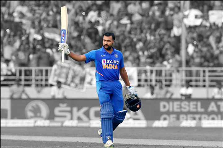 Hitman can soon become the most sixes batsman in T20 cricket