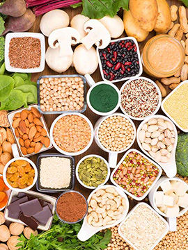 Great calcium-rich foods for people who are vegetarians