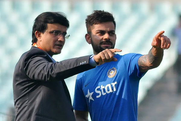 Virat Kohli becomes the Indian captain who overtakes Ganguly and gets out the most number of times