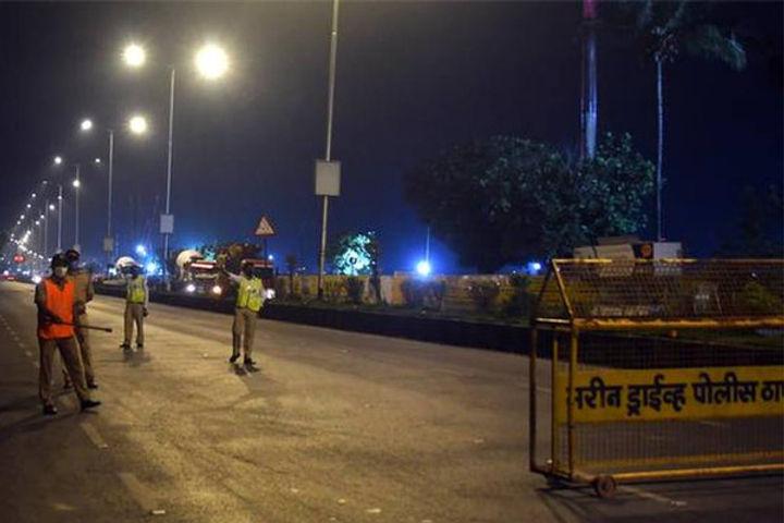 Night curfew announced in 4 metros of Gujarat, curfew from 10 am to 6 am