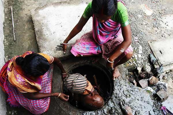 Madras High Court on manual scavenging