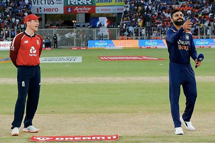 Virat Kohli makes blunder