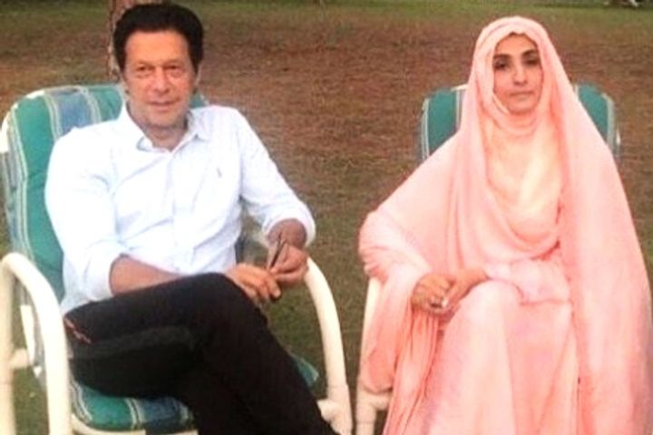 Pak PM Imran Khan infected despite getting Chinese vaccine, wife Bushra also infected