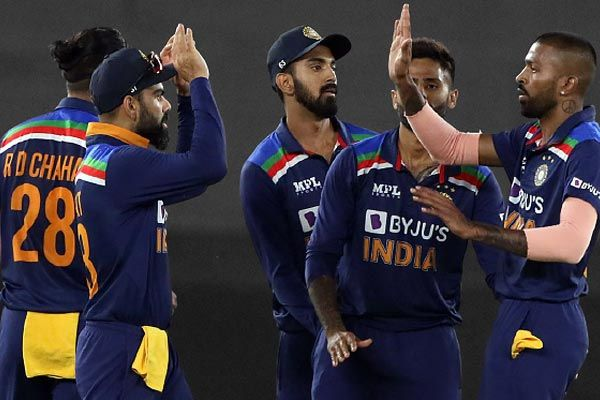 Indian team fined 40 percent of match fees for slow over rate