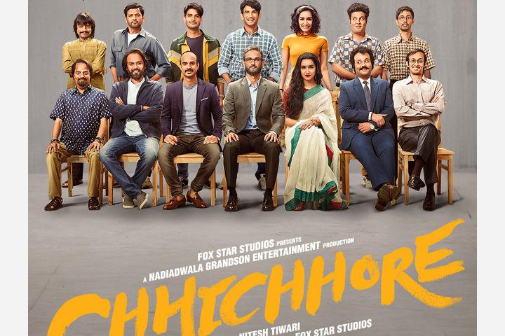 Chhichhore gets National Award