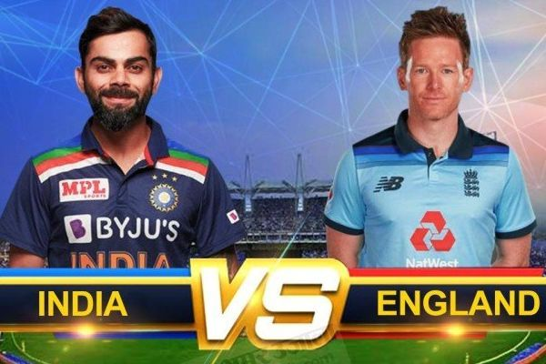 Today the first ODI will be played between India and England