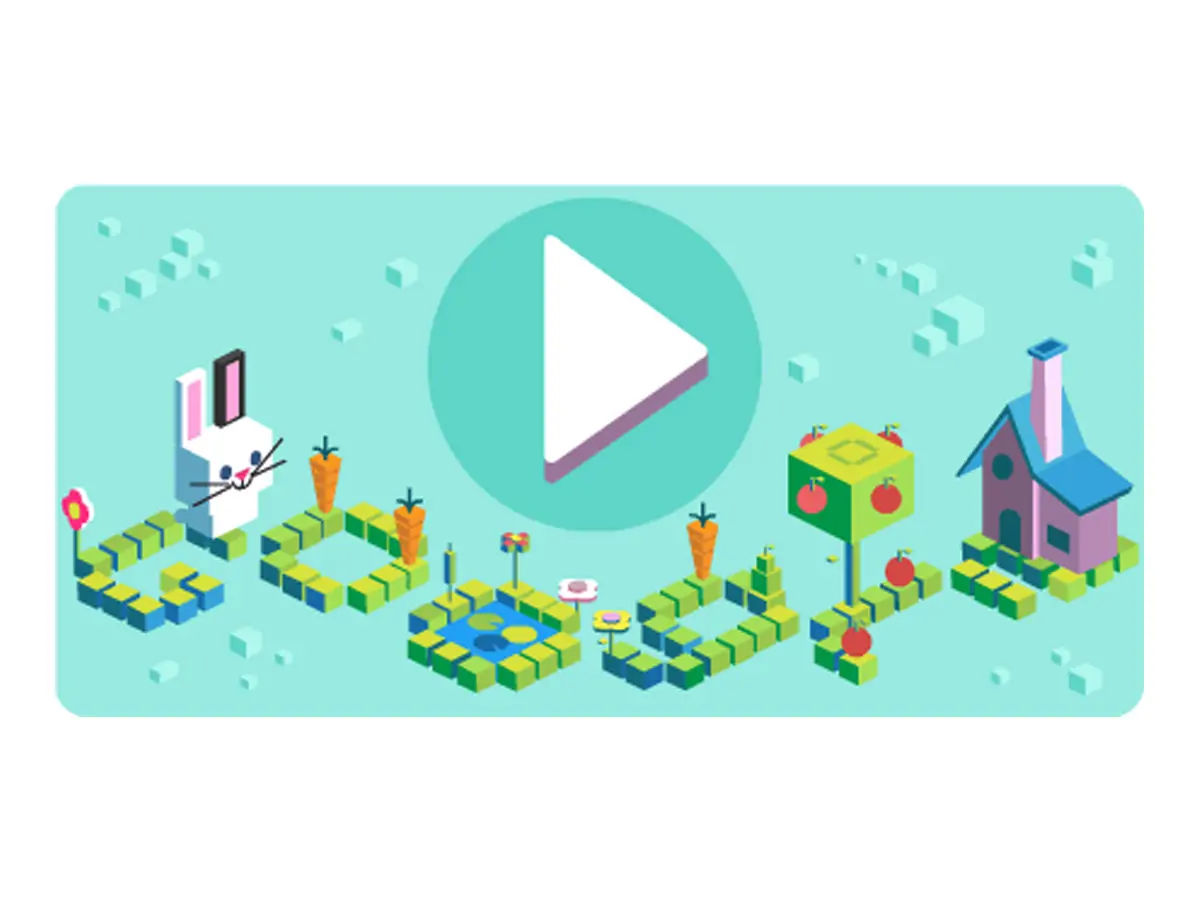 Coding For Carrots Google Doodle Games