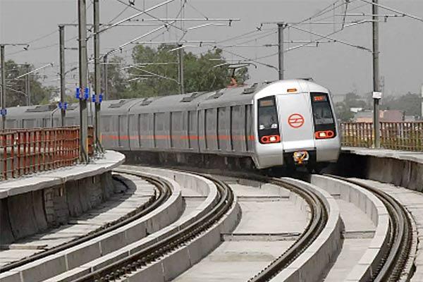 Metro stations closed in Delhi open, India will remain closed till 6 pm