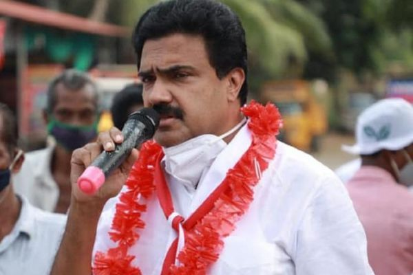 Congress M Leader Jose K. Controversy Arose Due To Manis Statement On Love Jihad