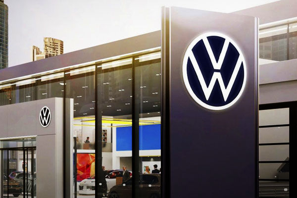 Volkswagen accidentally leaks its new US name