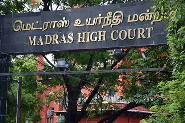 For this reason the Madras High Court ordered the removal of the body of the doctor from the tomb