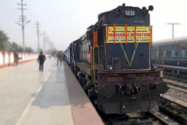 No trains to stop at Haridwar
