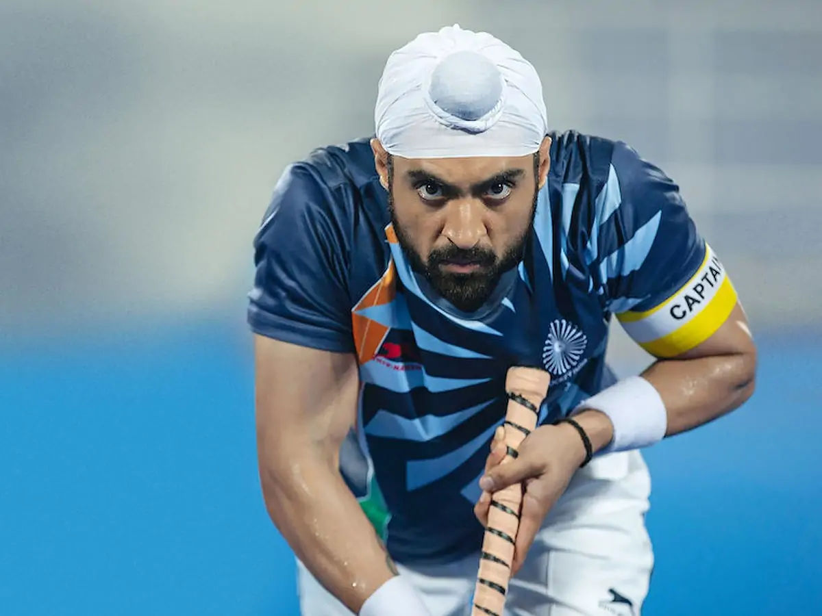 Soorma, Sandeep Singh