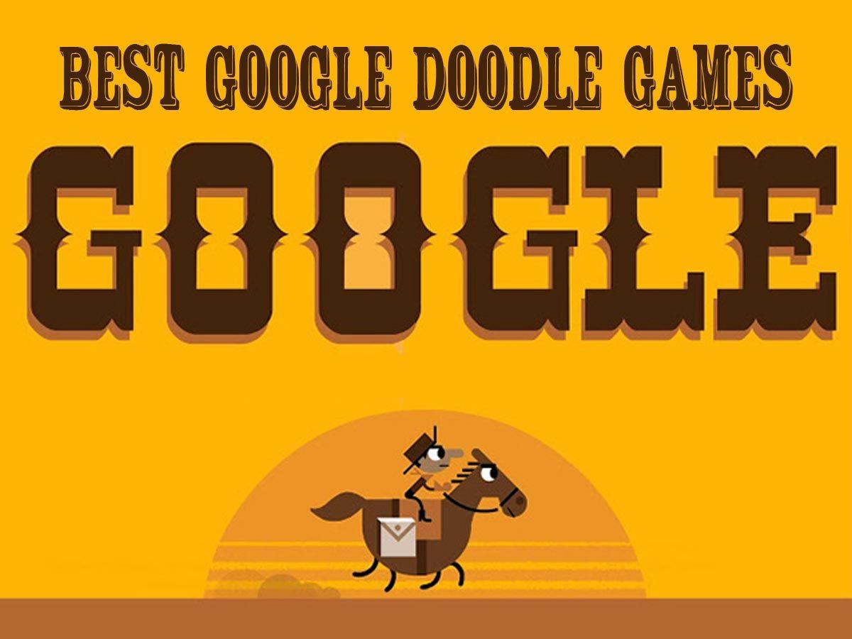 Pony Express - Google Doodle Game