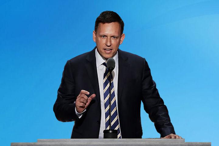 Peter Thiel warn US against Bitcoin