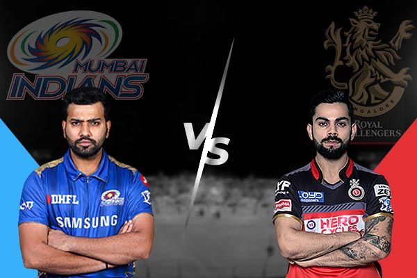 Mumbai Indians lost in the match for the 9th consecutive year RCB won on the last ball