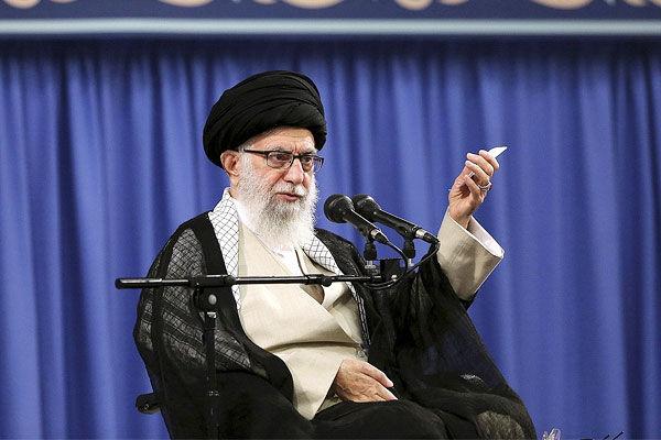 Khamenei on Vienna offer