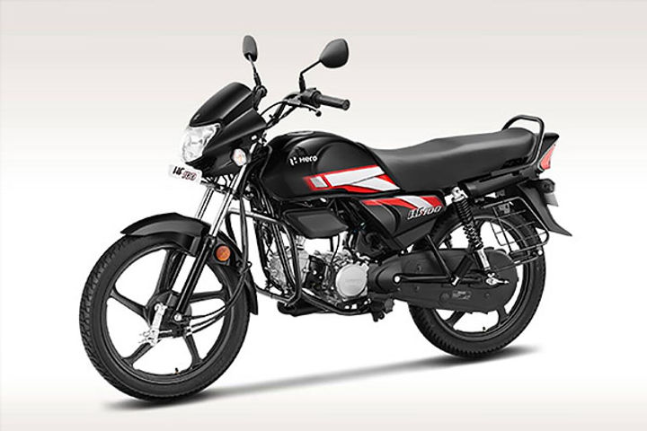Hero HF 100 launch know price and features