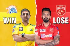 Chennai Superkings and Punjab Kings