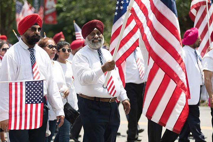Sikh community in America