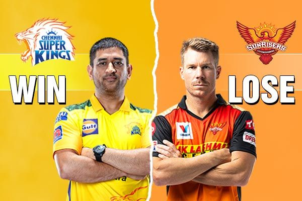 Chennai Super Kings beat Sunrisers Hyderabad by 7 wickets