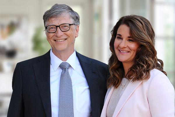 Bill Gates and Melinda Gates divorce