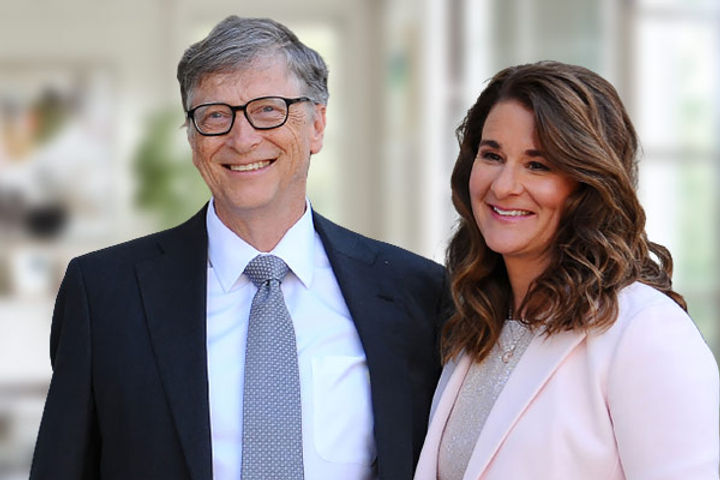 Bill Gates and Melinda Gates divorce