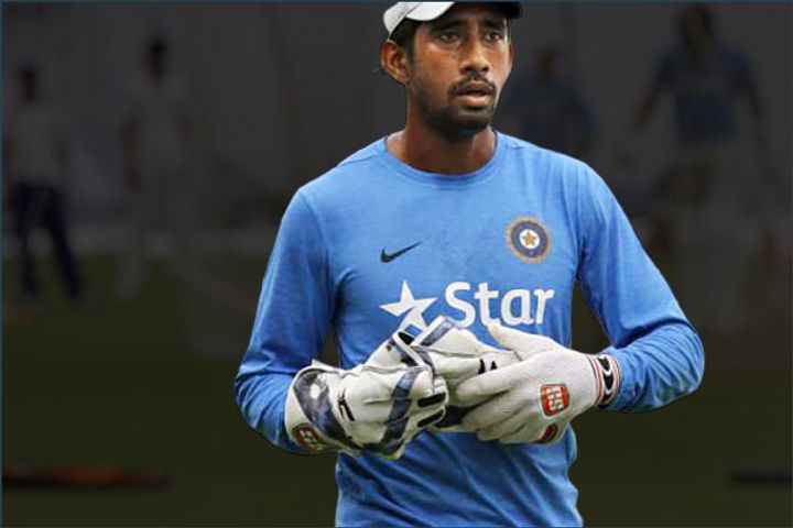 Wriddhiman Saha, Amit Mishra test positive for Covid