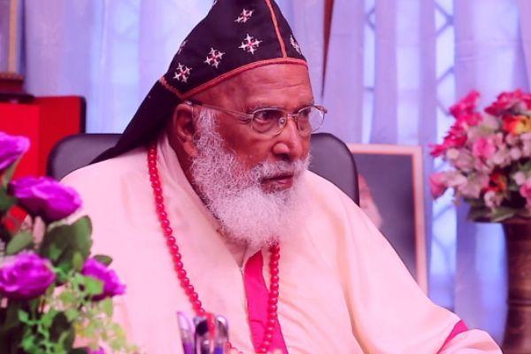 Dr Philippos Mar Chrysostom Former Head Of Mar Thoma Church Dies