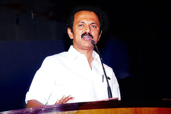 DMK expelled two activists