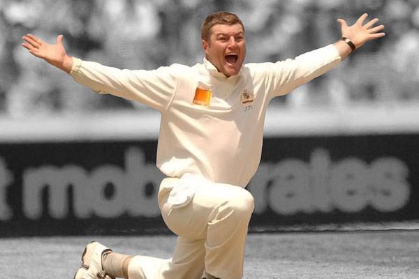 Former Australian cricketer Stuart McGill