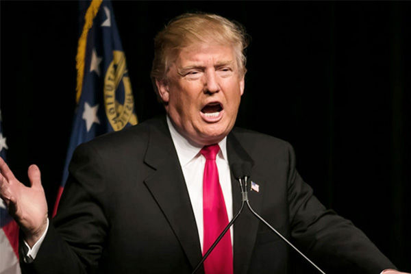 Ban on Donald Trump by FB