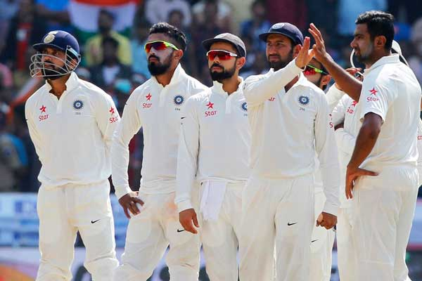 vaccination for Indian cricket team