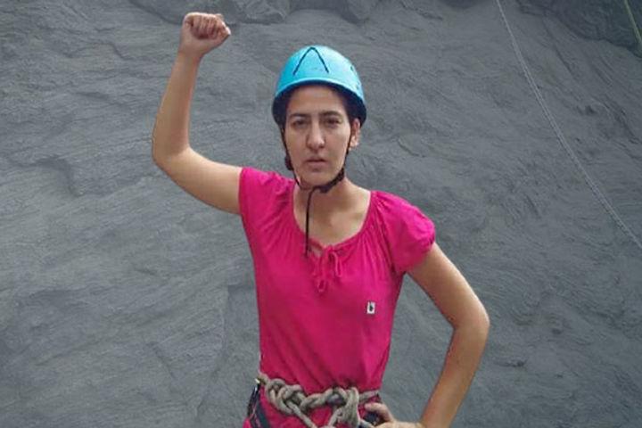 Priya of Jalandhar climbed five mountains in 28 days