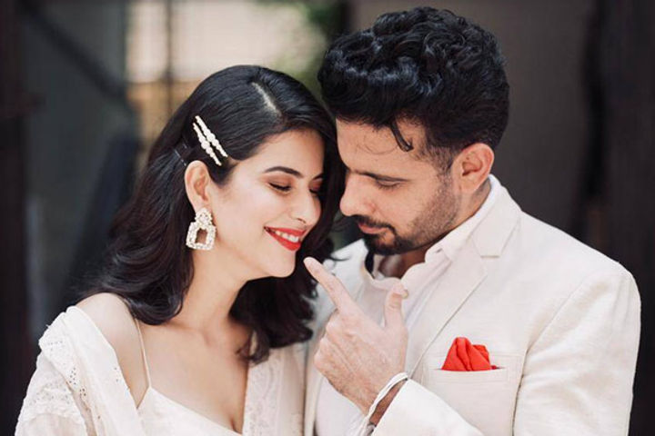 Actor Viraf married actress Saloni