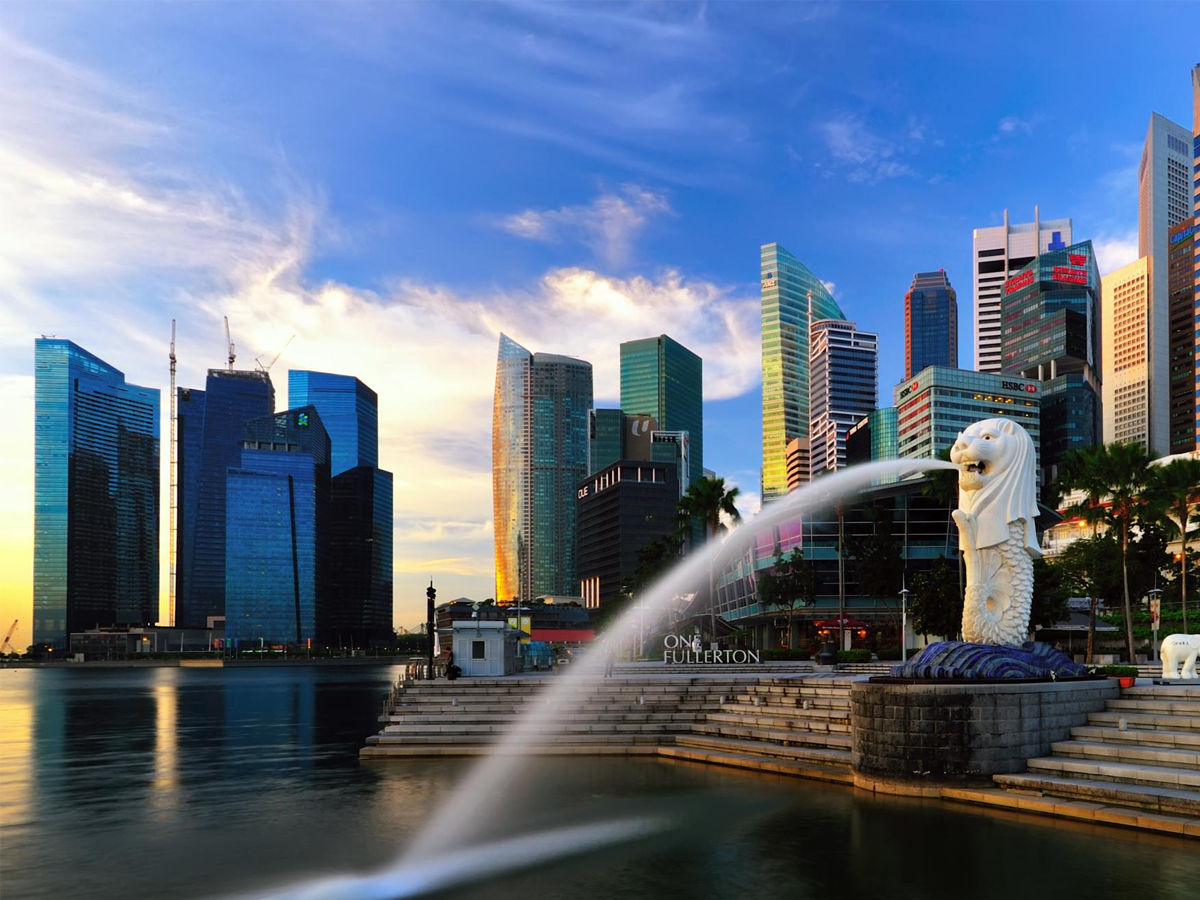 Singapore restricts entry