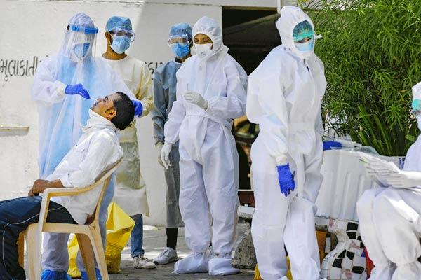 Coronavirus outbreak in Delhi hospital